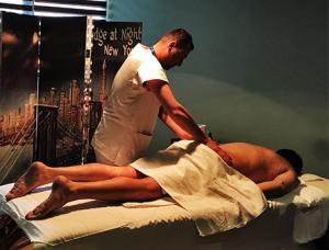 massage au spa Macedoine