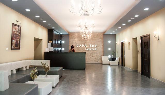 хотел СПА Бањишт Рецепција