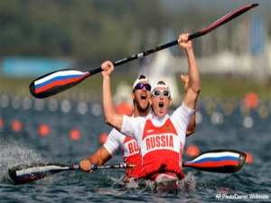 Russian Rowing Team